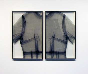Allison Cooke Brown, Ghost Dress, 2006