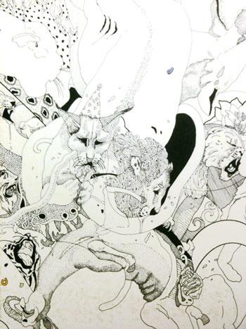 Elianna Mesaikos (detail)