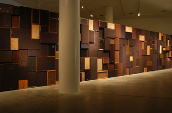 oh my god, Installation, Institute of Contemporary Art, Maine College of Art, 2006