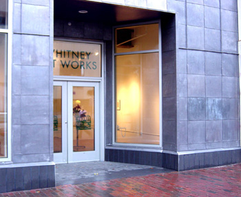 Whitney Art Works at 490 Congress Street