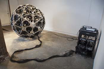LIVE-A-LIVE, multi-media installation, 2007