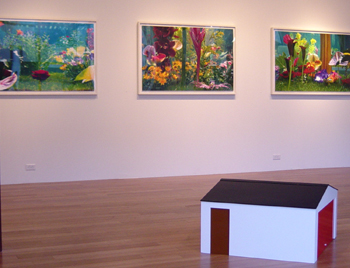 installation view - Quinn and Opie