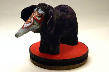 <b>Alex Sax</b>, <i>Elephant</i>, Mixed media