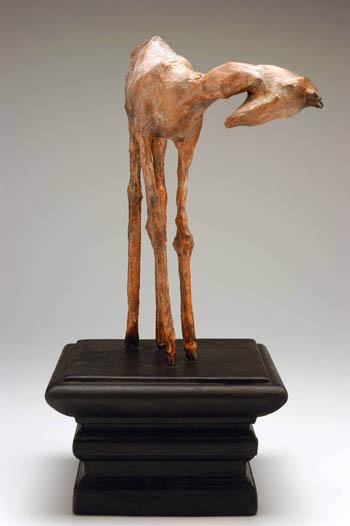 <b>Alex Sax</b>, <i>Giraffe</i>, Mixed media